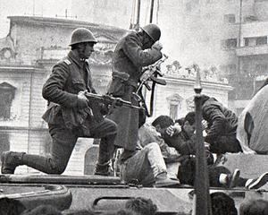 Ceremonii in memoria eroilor Revolutiei din decembrie '89