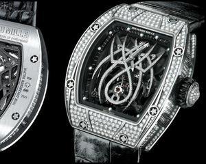 Toate incasarile obtinute din vanzarea ceasurilor Tourbillon RM19-01 vor fi donate