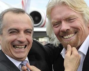 Richard Branson, pe cale sa vanda actiunile detinute in cadrul Virgin Australia
