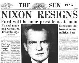 17 mai 1973: incep audierile televizate pe marginea ʺAfacerii Watergateʺ