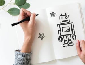 Robotii vor putea inlocui cel putin 60% dintre angajatii din birourile moderne din Romania