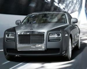 Rolls-Royce a avut al patrulea an exceptional la rand