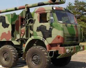 Romania participa la targul international Defence Services Asia