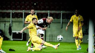 Romania invinge in Austria si devine lidera in Grupa 1 a Ligii Natiunilor