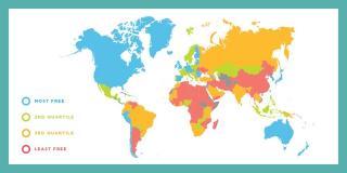 Romania, locul 23 in clasamentul Fraser al libertatii economice la nivel global
