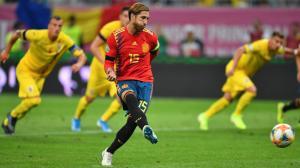 Calificari EURO 2020: Romania pierde dramatic cu Spania, insa pastreaza sanse la calificare