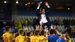 Romania se califica in semifinalele Europeanului de Tineret si merge la Jocurile Olimpice dupa o pauza 56 de ani