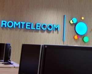 Romtelecom a inregistrat venituri de aproape 610 milioane de euro, in 2013