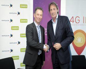Ce jucatori de pe piata telecom colaboreaza cu Ericsson pentru un contract de servicii de suport integrat in zona OIR