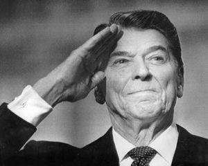 6 februarie 1911: s-a nascut Ronald Reagan