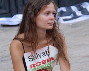 """Fundatia Soros se implica in cazul Rosia Montana: """"Cerem politicienilor sa inceteze denigrarea celor care isi exercita libertatile democratice in strada"""""""
