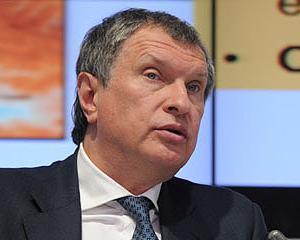 Profitul Rosneft in prima jumatate a anului, in crestere cu 18%, la 4 miliarde dolari