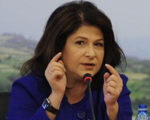 Rovana Plumb s-a intalnit cu ministrul Protectiei Mediului din Israel