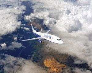 Blue Air va opera din iunie pe ruta Iasi-Torino