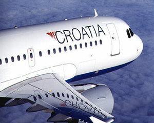 Croatia Airlines debuteaza pe piata locala cu zboruri catre Zagreb si alte 4 destinatii de pe Coasta Adriaticii