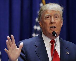 Donald Trump ameninta producatorii germani de masini cu taxe de 35% pe importuri