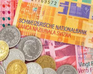 Curs BNR: Francul elvetian a atins cel mai mare nivel din 2017