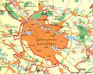 Retrocedare de 24 de ha in Bucuresti. Parcul Motodrom si stadionul Juventus printre suprafetele castigate in instanta