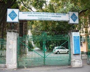 Directorul Institutului Cantacuzino a demisionat