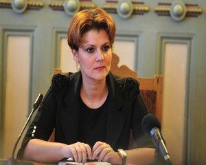 Urmatorul punct de lucru pe agenda Olgutei Vasilescu: Corectarea sistemului de pensii