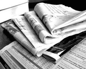 Protest spontan al difuzorilor de presa din Bucuresti