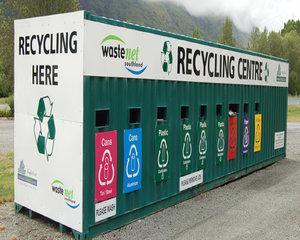 Bucurestenii vor avea la dispozitie 50 de statii unde isi vor putea vinde deseurile reciclabile