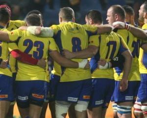 Romania a demolat Rusia la rugby: 34 - 3