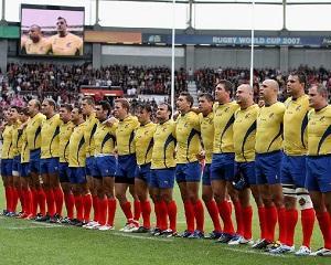Rugby: Romania a pierdut cu Georgia (9-22) si s-a clasat a doua in Cupa Europeana a Natiunilor