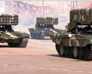 Rusia a anuntat ca isi va retrage militarii de la granita cu Ucraina in trei saptamani