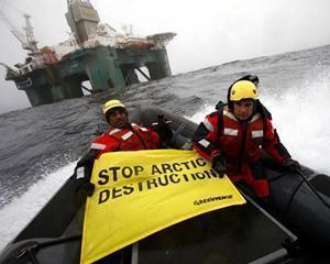 Rusia a obtinut de la ONU o parte din zona arctica, extrem de bogata in resurse petroliere