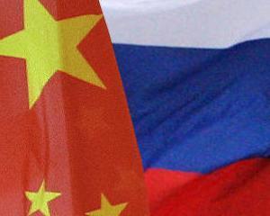 Schimburile comerciale intre Rusia si China vor ajunge la 100 miliarde dolari in 2015