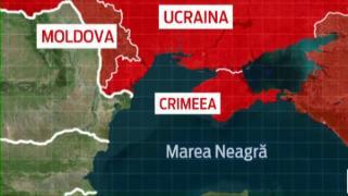 Rusia primeste o veste bomba. Ucraina se pregateste sa ia Crimeea inapoi