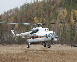Rusia va investi un miliard de dolari in productia de elicoptere pana in 2020