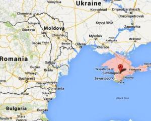 Rusia face manevre militare de amploare la granita cu Ucraina