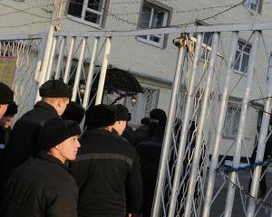 Peste 2.300 de detinuti condamnati pentru infractiuni economice, eliberati in Rusia