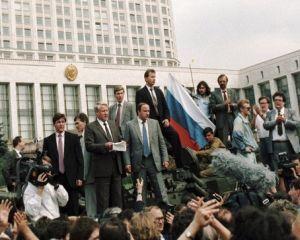 7 februarie 1990: Partidul Comunist cedeaza monopolul politic in URSS