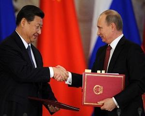 Rusia anunta posibile investitii chineze in Crimeea