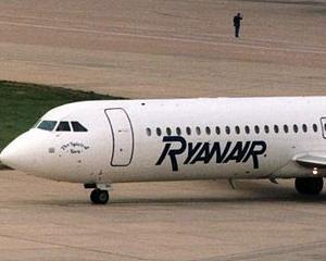 Ruta Londra-Bucuresti, acum si la Ryanair