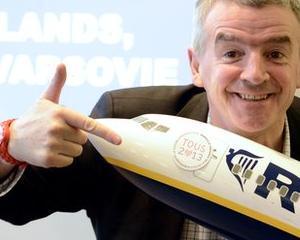 Ryanair va cumpara 100 de avioane Boeing 737, in valoare de 10,4 miliarde dolari