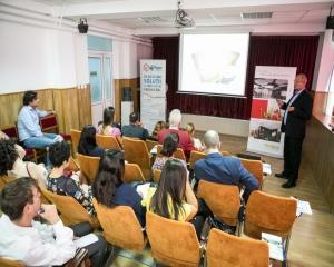 Saint-Gobain Rigips sustine initiativa de a crea un mediu propice invatarii in cadrul scolii, in Romania