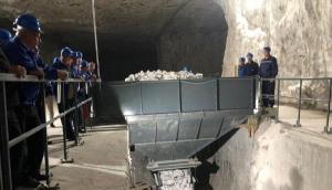 Salrom a facut stocuri de sare pentru deszapezire in campania de iarna 2019 - 2020