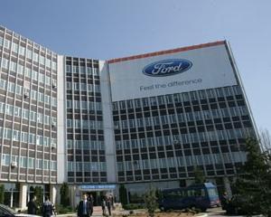 Salariatii de la fabrica Ford din Craiova vor lucra din nou la modelul B-Max