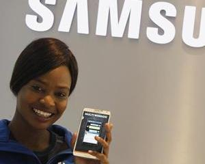 Samsung vizeaza dublarea vanzarilor de smartphone-uri in Africa la nivelul anului viitor