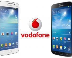 Abonamentele Vodafone Mega vin cu reduceri la telefoane care nu sunt