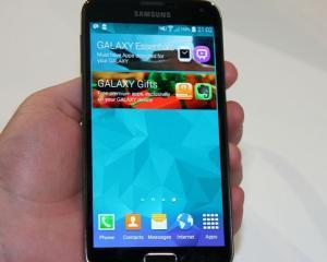 Samsung Galaxy S5 se bucura de vanzari promitatoare in Coreea de Sud
