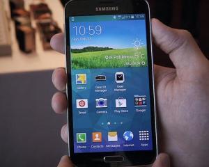 Samsung Galaxy S5, disponibil la nivel global