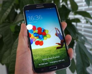 Cel mai mare smartphone din lume, la Vodafone