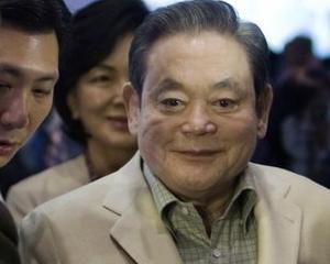 """Presedintele Samsung a ajuns """"la bisturiu"""""""