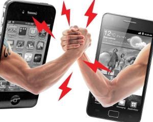 Apple a mai pierdut o lupta cu Samsung. Pe cand si razboiul?