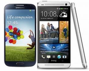 Samsung se simte amenintat de HTC One